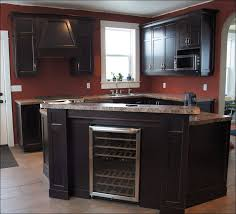 kitchen black cabinets with white countertops european kitchen