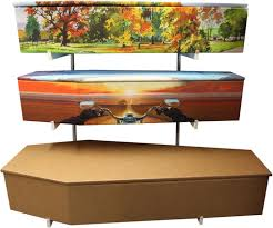 cardboard coffin types of coffin personal picture coffins from colourful coffins
