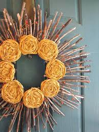how to make front door wreaths for fall diy projects craft ideas