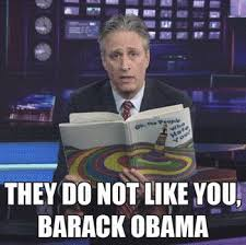 Meme Daily - animated gifs about the daily show they don t like barack obama