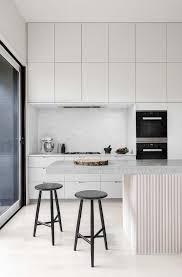 All White Kitchen Ideas Best 25 Island Bench Ideas On Pinterest Contemporary Kitchen
