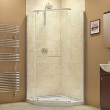 Shower Stall With Door Shop Showers Shower Accessories At Lowes