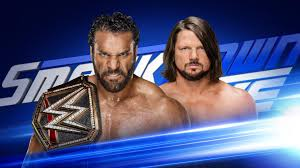smackdown 205 live 7 11 thread wwe title match