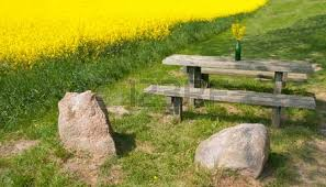 Natural Stone Benches Decorative Stone Benches Images U0026 Stock Pictures Royalty Free