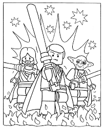 luke skywalker coloring pages and skywalker coloring page