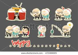 gifts for elderly grandparents free grandparents vector free vector stock