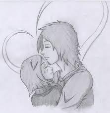 pencil sketches love beautiful sketched love pics drawing art