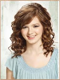 images hairstyles medium length curly haircuts medium length teenage medium hairstyles a