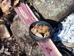bushcraft char containers survival sherpa