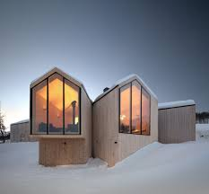 Split Houses by Reiulf Ramstad Architects Office Archdaily