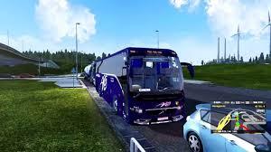 volvo bus and truck mod bus pasajeros volvo 9700 modbusmx euro truck simulator