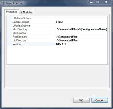 qt programming visual studio managing projects qt visual studio add in 1 2