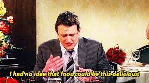 thanksgiving dinner as told by how i met your
