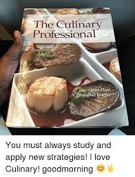 g we the culinary professional second edition john draz christopher
