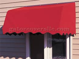 Cloth Window Awnings Futureguard Bel Aire Window Awnings Blue Gator Covers 239 652 0916