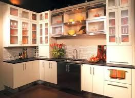 Glass Door Cabinets Kitchen Glass Door Cabinets Kitchen Nurani Org