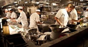 Cooks In The Kitchen by Kitchen Slang 101 How To Talk Like A Real Life Line Cook First