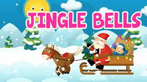 jingle bells with lyrics kids christmas songs u0026 nursery rhymes