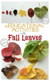 Halloween Craft Ideas For Preschool by 243 Best Fall Leaves Images On Pinterest Fall Fall Crafts And