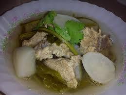 cooking pleasure stewed pork ribs radish country style