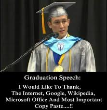 Funny Graduation Memes - best graduation speech ever