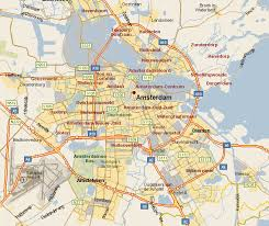 where is amsterdam on a map cheap lodging bed and breakfast in amsterdam guide for budget