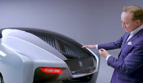 rolls royce vision 100 rolls royce 103ex vision next 100 review youtube