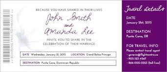 destination wedding invitation templates free beautiful wedding