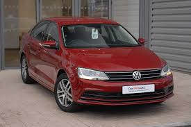 red volkswagen jetta used volkswagen jetta cars for sale motors co uk