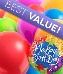 ballon boquets happy birthday florist designed balloon bouquet at from you flowers