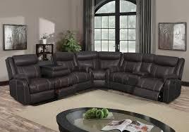fabric sectional sofa u7303c charcoal printed fabric sectional sofa by global furniture