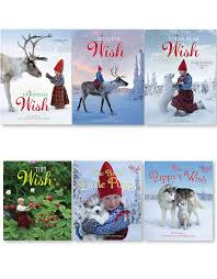 the christmas wish book about