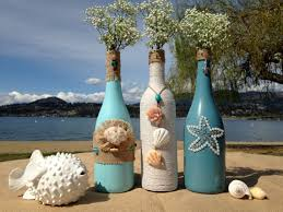 wine bottle wedding centerpieces weddings painted wine bottles wedding centerpiece