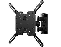 tv flexible wall mount sanus simplicity smf115 full motion wall mounts mounts