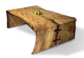 Walnut Slab Table Coffee Table Raw Edge Walnut Slab Coffee Table Natural Wood