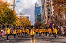 thanksgiving day parade nc