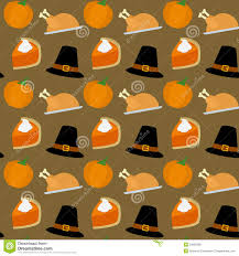 thanksgiving seamless pattern royalty free stock photos image
