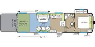 Forest River 5th Wheel Floor Plans 2015 Forest River California Oregon Stealth Fifth Wheel Series M