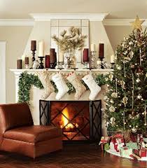 Decorate Inside Fireplace by Mobile Homes Interior Fireplace Mantel Christmas Decorating Ideas