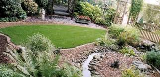 Small Rock Garden Design by Small Space Gardening Ideas 11048