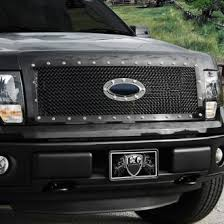 2013 ford f150 black 2013 ford f 150 custom grilles billet mesh led chrome black