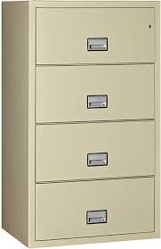 fireproof file cabinet amazon amazon com phoenix lateral 31 inch 4 drawer fireproof file cabinet