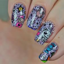 monster bundle nail art reviews best nail 2017 marbled madness