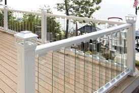 wood deck baluster ideas deck design and ideas