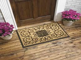 sketch of amazing door mat exteriors