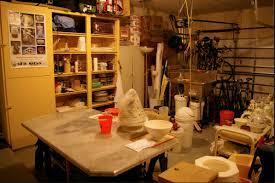 clay allie ceramic artist art studio ideas