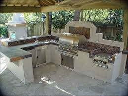 Kitchen Dimensions by Kitchen Built In Outdoor Grills Designs Covered Outdoor Kitchen