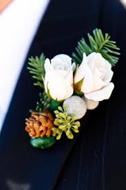Wedding Boutonniere 29 Amazing Winter Wedding Boutonnieres Weddingomania