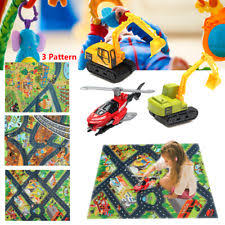 Kid Play Rug Car Play Rugs Ebay