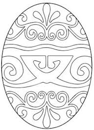 pysanky egg coloring page pysanky patterns and designs pysanky coloring pages and other